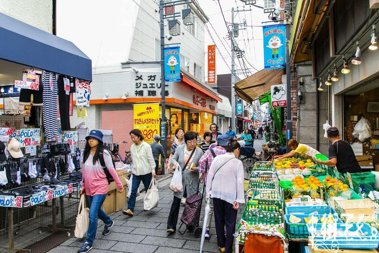 町 商店 砂 街 銀座 東京の活気ある3つの商店街 「三大銀座」とは?